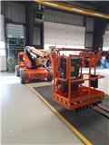 JLG E 450 AJ, 2015, Plataforma de trabajo articulada