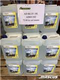 Swed Handling AD Blue 10 L Fat 208 L Kubik, Autres équipements pour tracteur