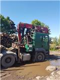 MAN TGA26.430، 2006، شاحنات أشجار