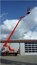 Bison TKA 23,5, 2005, Truck mounted aerial platforms