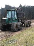 Timberjack 1110, 2000, Forwarders