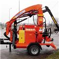Teknamotor SKORPION 500 RB, Wood chippers