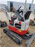 Takeuchi TB210R, 2020, Mini Excavators <7t (Mini Diggers)
