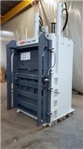 Vertikal-Ballenpresse HSM V-Press 1160 PLUS、2013、工業用梱包機 ベーラー