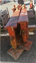 Fari Cross base / Carro - SM 62.4, Crane parts and equipment