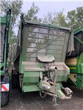 Krone TX 560, 2015, Self loading trailers