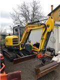 Wacker Neuson 50Z3VDS, 2010, Mini Excavators <7t (Mini Diggers)