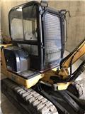 Caterpillar 302.5, 2004, Mini excavadoras < 7t