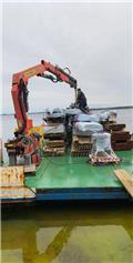 11.8m x 5.5m x 0.8m Barge, 2016, Pracovní lodě, bárky a pontony