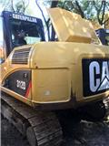 Caterpillar 312 D, Raupenbagger