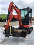 Kubota KX 019, 2014, Mini Excavators < 7T (Mini Diggers)
