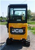 JCB 16C, 2021, Mini kotrók < 7t