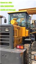 SDLG LG920, 2016, Wheel loaders