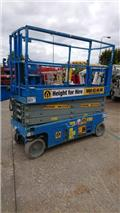 Genie GS 2632, 2012, Scissor lifts