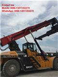 Sany SRSC45C30, 2015, Reachstackers