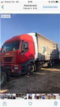 Iveco Stralis 430, 2006, Kamioni sa otvorenim sandukom