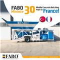 Fabo MINIMIX-30、2020、混凝土搅拌站|干混砂浆搅拌站|稳定土搅拌站