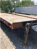Other Wrem Trailer trailer, 2006, Flatbed Trailers