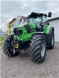 Deutz-Fahr Warrior 7250 TTV, 2017, Traktoren