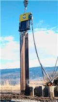 DMS SVR30 VM, 2004, Vibratory pile drivers