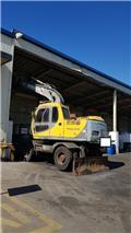 Volvo EW 130、2002、旋轉式挖土機(掘鑿機,挖掘機)