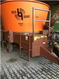 Roto Grind 760, 2015, Silo equipment