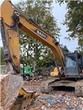 Sany SY 215 C、2015、履帶式挖土機(掘鑿機,挖掘機)