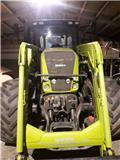 Claas Axion 840, 2012, Traktorid