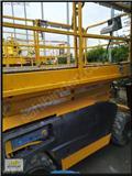 Haulotte Compact 12 DX, 2012, Makasli platformlar