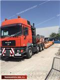 Cometto ZS4EAH/275, 2008, Low loader-semi-trailers