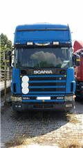 Scania R 124 L 420, 2002, Autotractoare