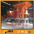 JBS YDP250 mobile diesel engine crusher and screen, 2017, Crushers
