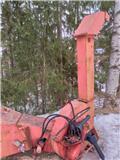 Hakki S 200 Hakkuri hydraulisyötöllä, 목재 쪼개기 및 절단기