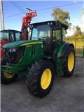 John Deere 6100 M C, 2014, Tractors