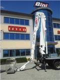 Cela DT 30, 2017, Truck mounted platforms