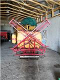 Junkkari 900, 2004, Mounted sprayers