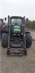 Deutz-Fahr AGROTRON M610, 2009, Tractores