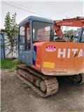 Hitachi EX 60, 2010, Excavadoras 7t - 12t