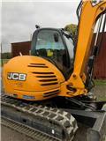 JCB 8085 ZTS, 2013, Midigravere 7 - 12t
