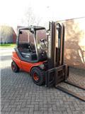 Linde heftruck diesel H30D, 2008, Diesel trucks