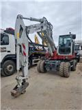 Takeuchi TB295W, 2021, Wheeled Excavators