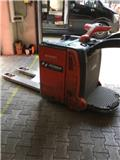 Linde T20, 2013, Low lifter with platform