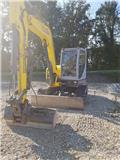 Wacker Neuson 75Z3, 2010, Mini excavators  7t - 12t