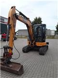 Case CX55 B, 2015, Mini excavators < 7t (Mini diggers)