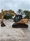 Case CX 130, 2002, Crawler Excavators