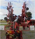 Kuhn GA 9321, 2004, Okretači i sakupljači sijena