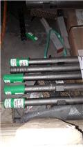 Padley&Venables Nr.5 aste tonde M/M T38 L.3660 mm, 2018, Drilling equipment accessories and parts