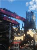 Loglift 96ST Hiab Hytti, 2013, Timber Cranes