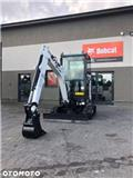 Bobcat E 19, 2020, Mini excavadoras < 7t
