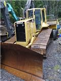 Caterpillar D 5 B LGP, 2006, Bulldozere